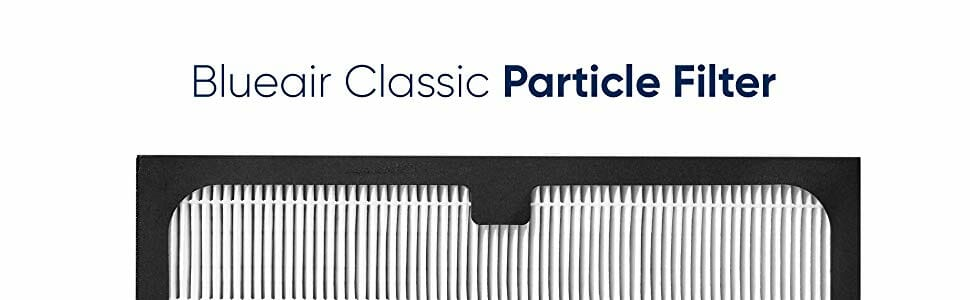 Blueair classic 200 Particle Filter