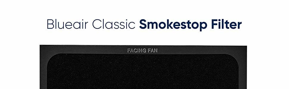 Blueair classic 200 Smoke Filter