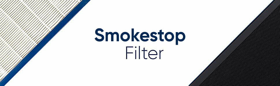Blueair classic 500 smoke filter