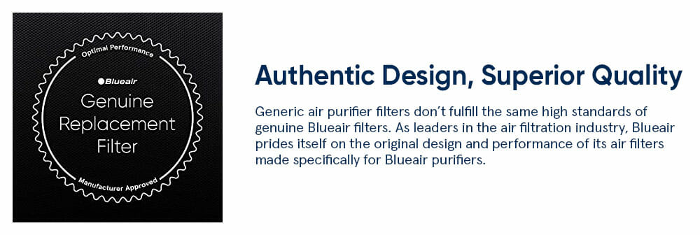 Blueair classic Authentic Design