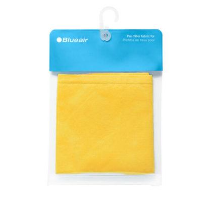 blue pre-filter buff yellow