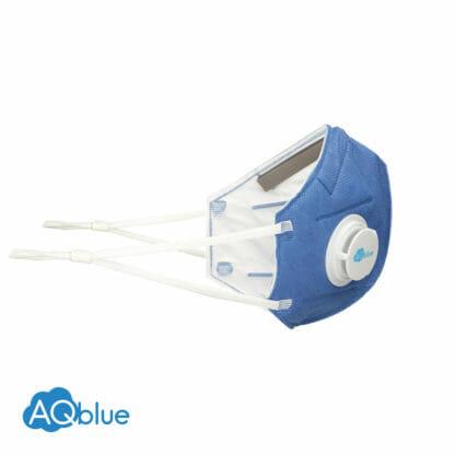 AQblue Light Blue Medium perspective back