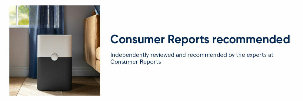 Consumer Reports recommended - Independently reviewed and recommended by the experts at Consumer Reports