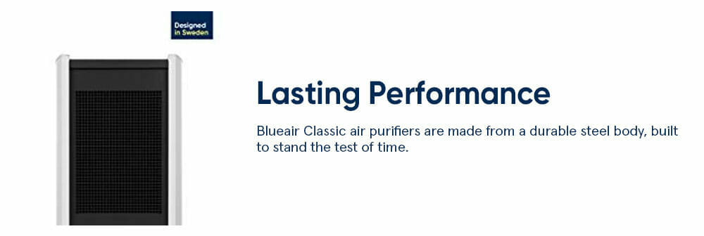 Blueair Lasting Performance