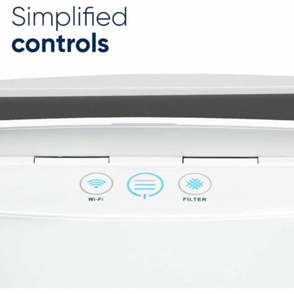 Blueair Classic 205 Simplified controls