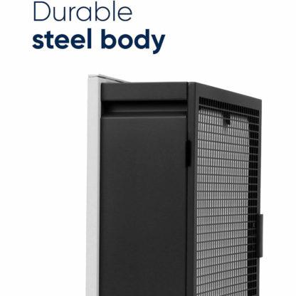 Blueair Classic 205 durable steel body