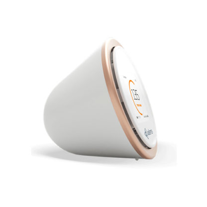 Laser-Egg-chemicals-Smart-Air-Quality-Monitor-Side