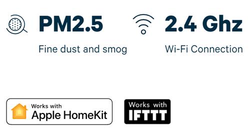 Laser-egg-fine-dust-and--smog-short-description