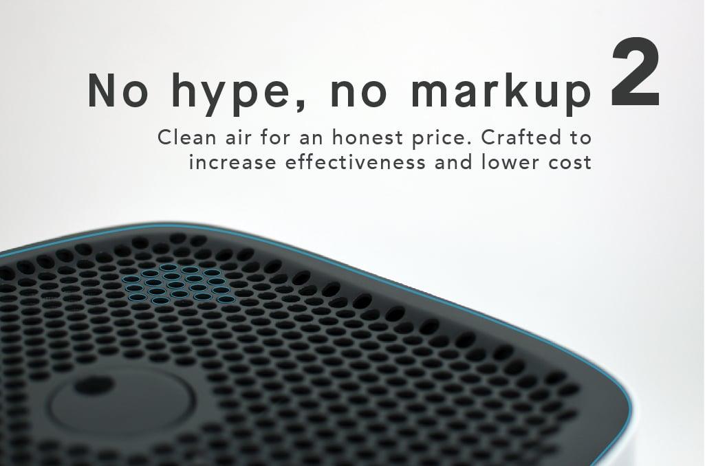 smartair sqair no hype no markup