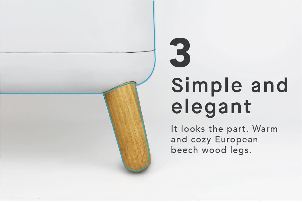 smartair sqair simple and elegant